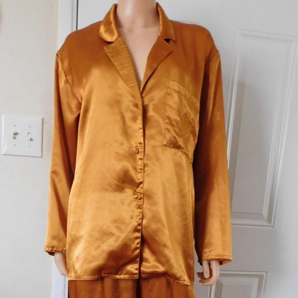 Pajamas Large Victoria/'s Secret Gold Label